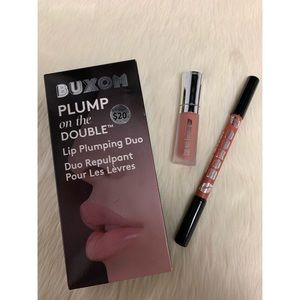 Buxom Plump On The Double Lip Plumping Duo